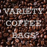 XL Variety Coffee Bags (medium & dark roast)