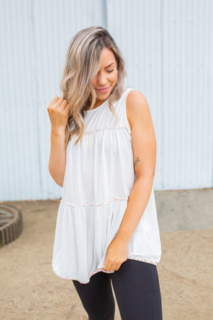 Light and Airy Sleeveless Top