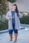 Dash of Flair Ruffled Cardigan