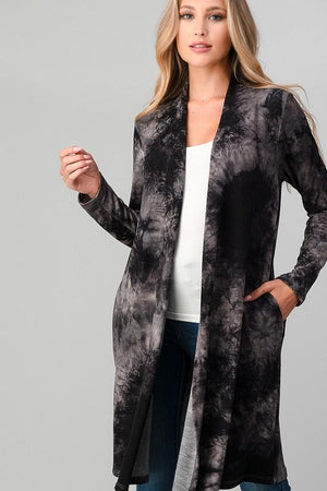 Faded To Perfection Cardigan