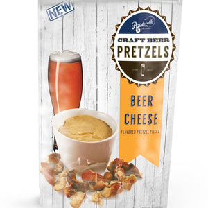 #D55 Beer Cheese Flavored Pretzels
