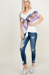Everlasting Love Front Tie Top