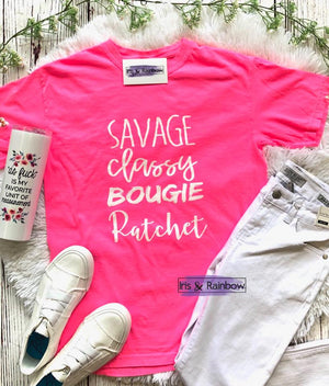 #B15 The Bougie Shirt
