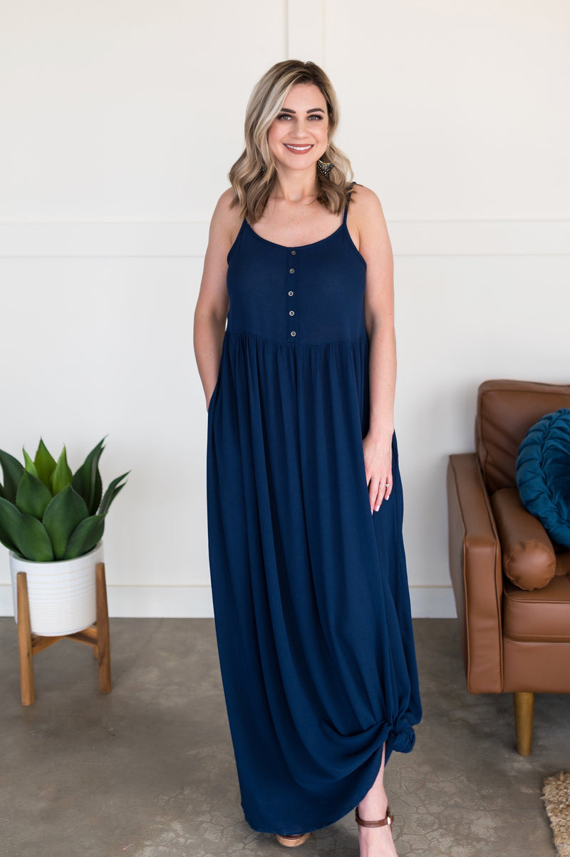Summertime Living Maxi Dress