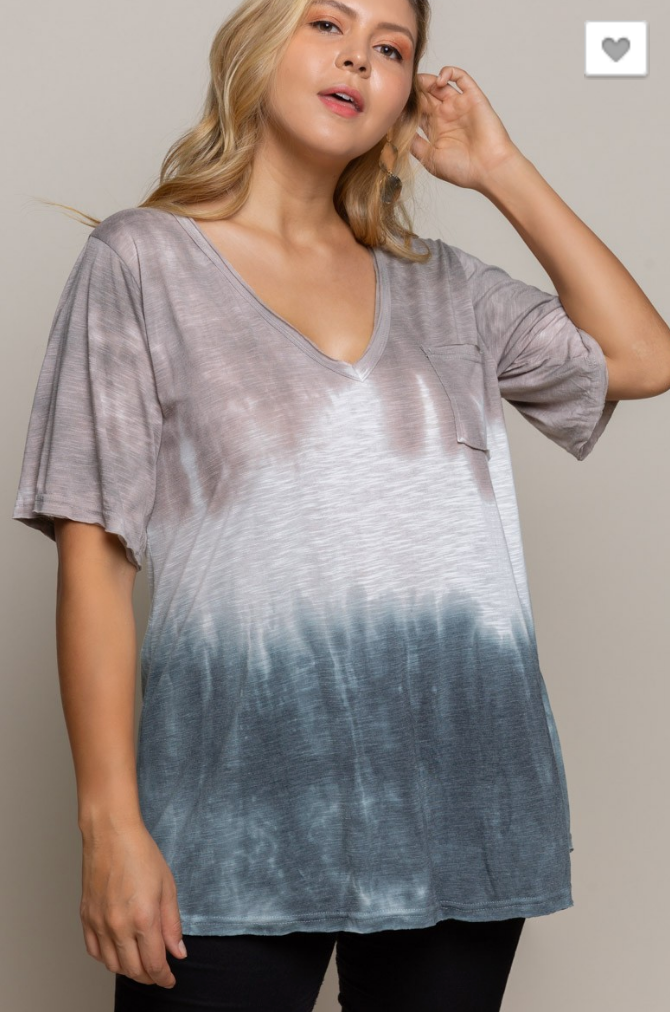 #C100 Java ombre top