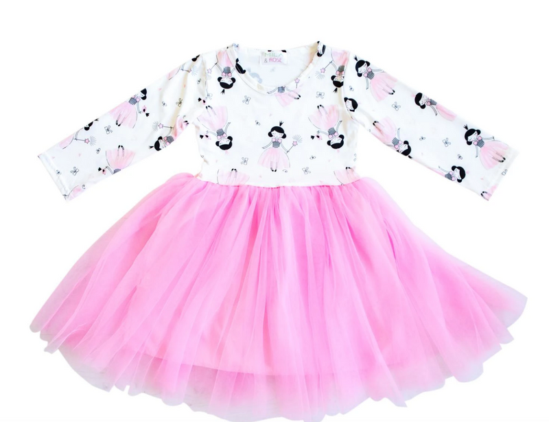 #H766 The Princess Tutu Dress