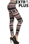 #354 Holiday Leggings (FINAL SALE)