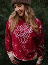#D130 Holly Jolly Sweatshirt