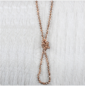 #C86 Double Wrap Necklace