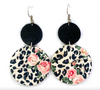 #C999 Rock Into The Night Earrings