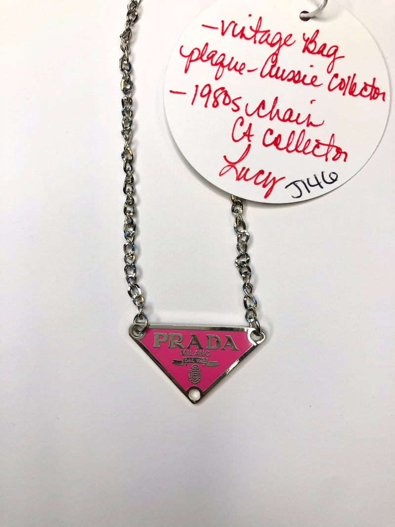 #J146 Lucy P.R.A.D.A Specialty Collector Necklace