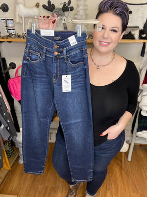 #H204 Double The Fun High Waist Relaxed Fit Judy Blue Jeans