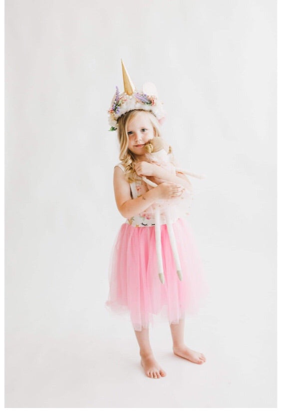 #243 Unicorn Princess Dress