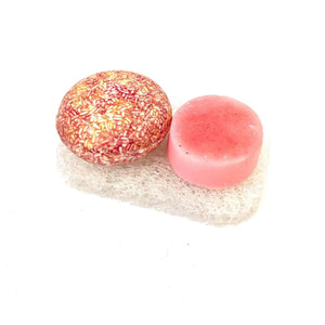 #89 Shampoo & conditioner bar set