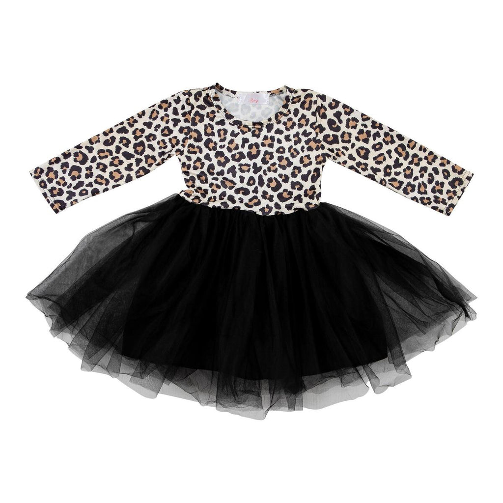 #245 Wild one Girl's Dress
