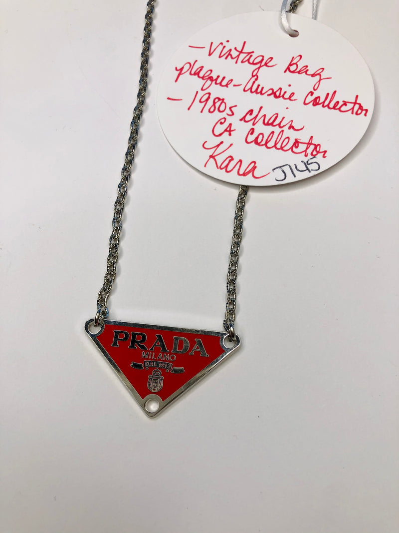 #J145 Kara P.R.A.D.A Specialty Collector Necklace