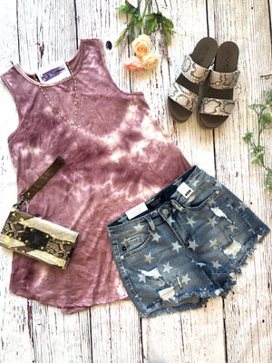 #B25 Feeling Marvelous Tie Dye Tank