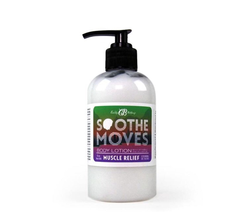 #76 Soothe moves body lotion