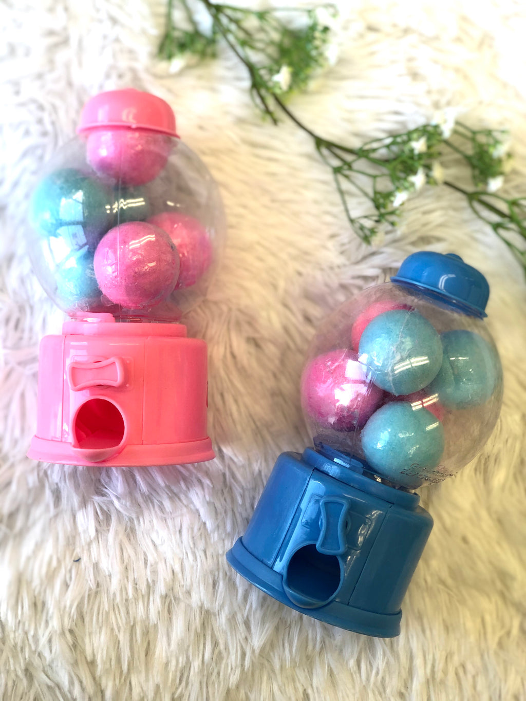 #529 Bathbomb Gumball Machine