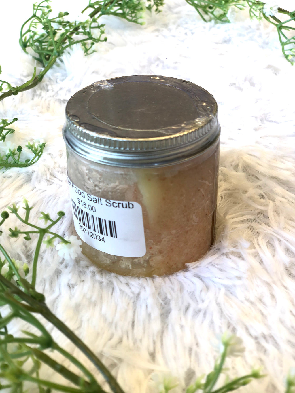#99 Angel Food Salt Scrub