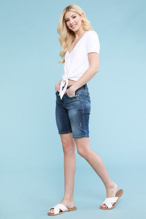 #384 Ready for summer bermuda shorts