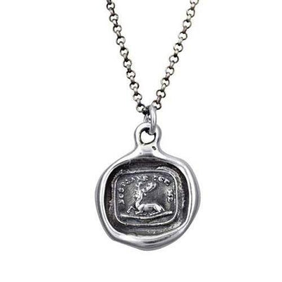 Scottish Stag Necklace - Scotland for me