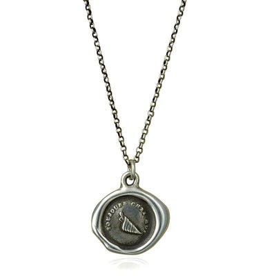 Self Assurance Necklace - Always at Home