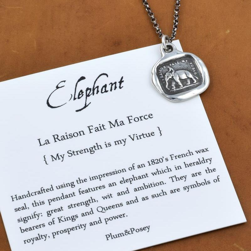 Elephant - Strength & Virtue