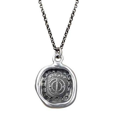 Seafarer Mariners Compass Necklace