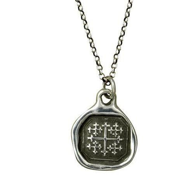 Jerusalem Cross - Five Fold Cross or Crusaders Cross