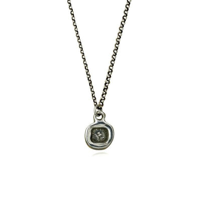 Dinna Forget Whimsy Necklace from Antique Wax Seal