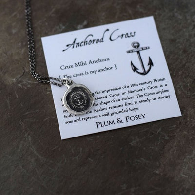 Anchored Cross