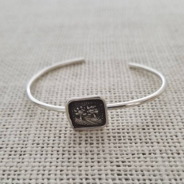 You are my Destiny Cuff Bracelet- In Vain Destiny Seperates Us