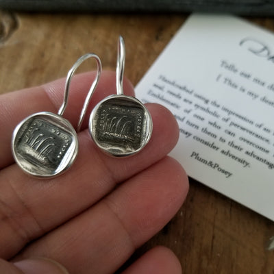 Reeds - My Destiny Earrings
