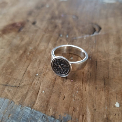 Fearless Eagle  Ring - Fearless