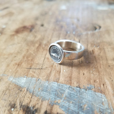 Friendship Wax Seal Ring