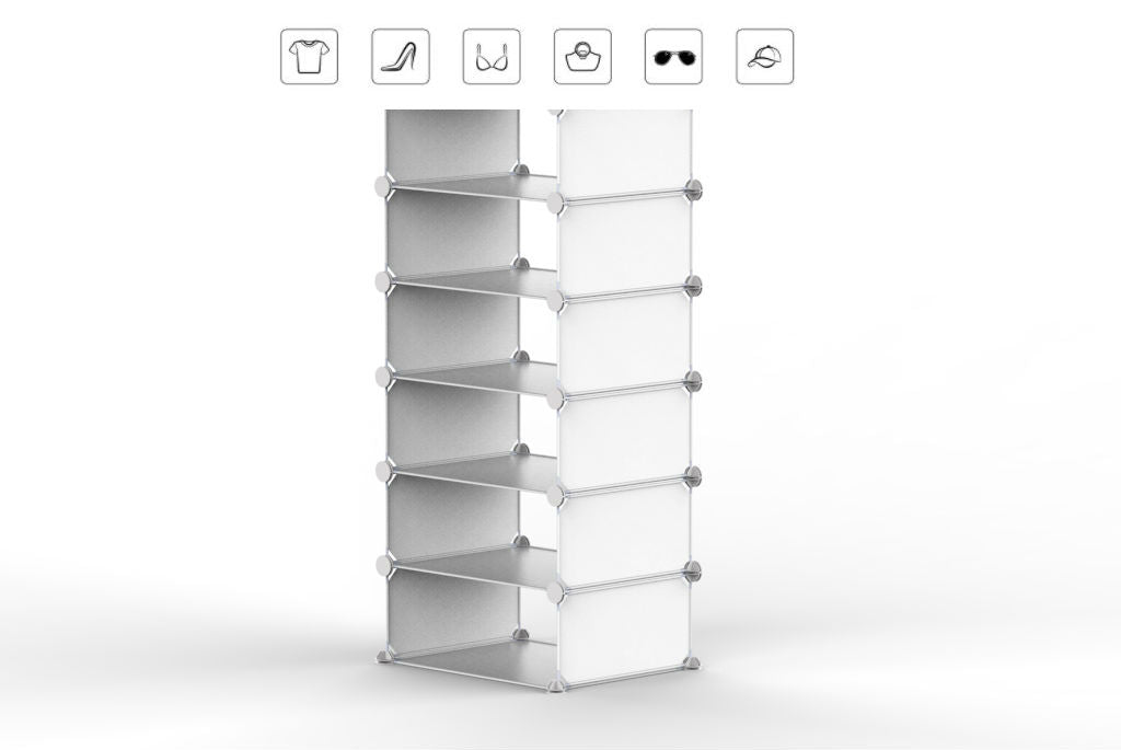 Shelving Units Storage Solution