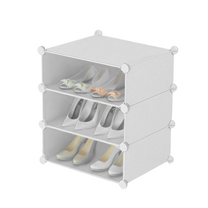 Shoe Rack Tiers Solution