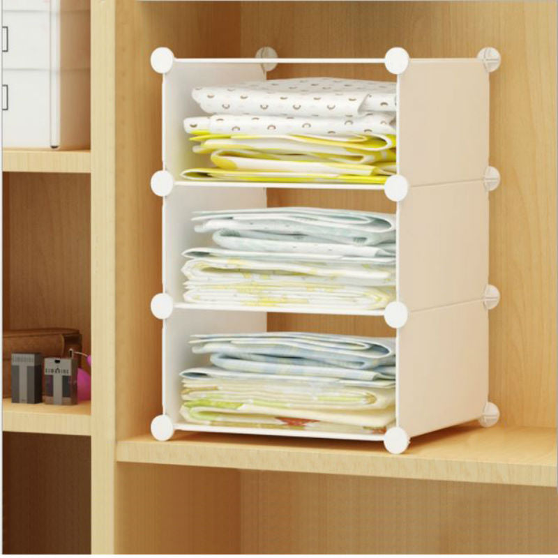 6-Tier Shoe Rack Solution