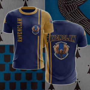 Proud To Be A Ravenclaw Harry Potter Unisex 3D T-shirt