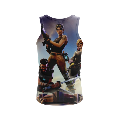 Image of Fortnite Battle Royale 3D Tank Top