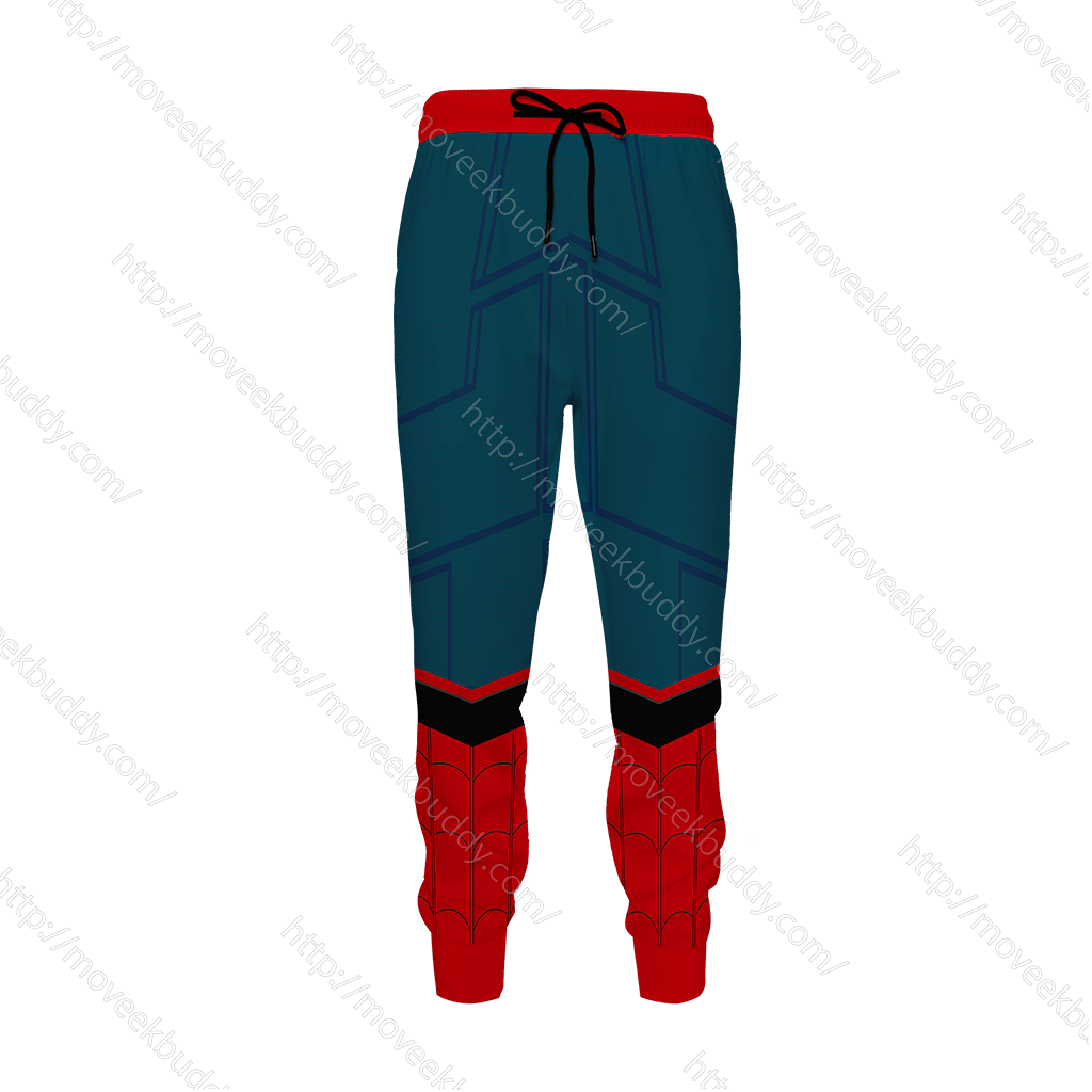 Far From Home 2019 Cosplay Jogging Pants