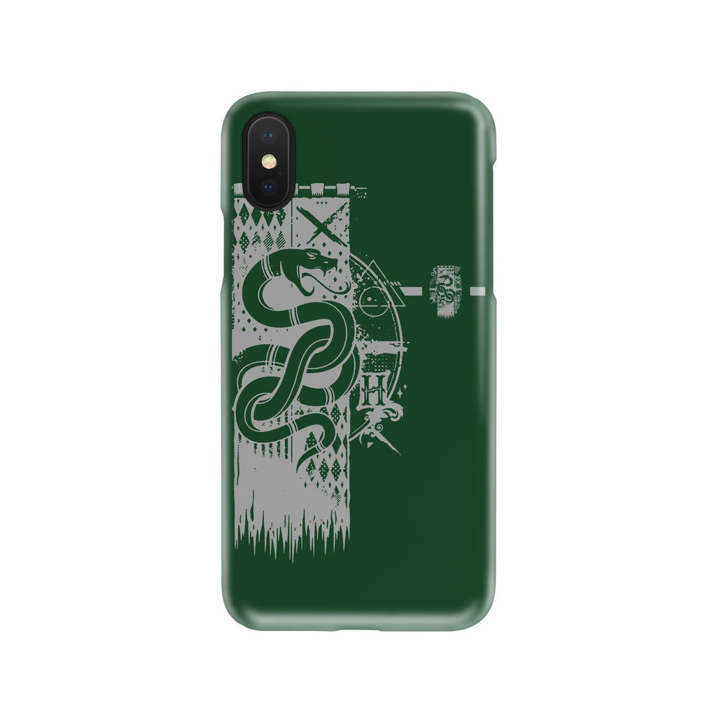 Harry Potter Slytherin House Phone Case