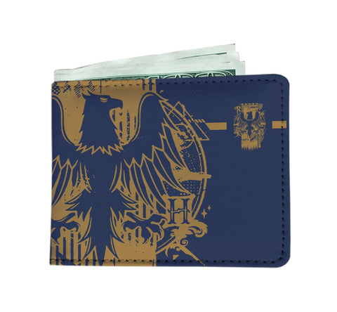 Harry Potter Hogwarts Ravenclaw House Mens Wallet