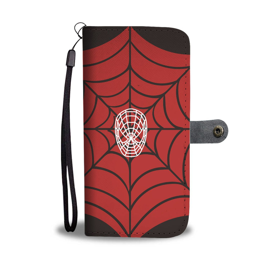 Scarlet Spider II Cosplay PS4 Wallet Case
