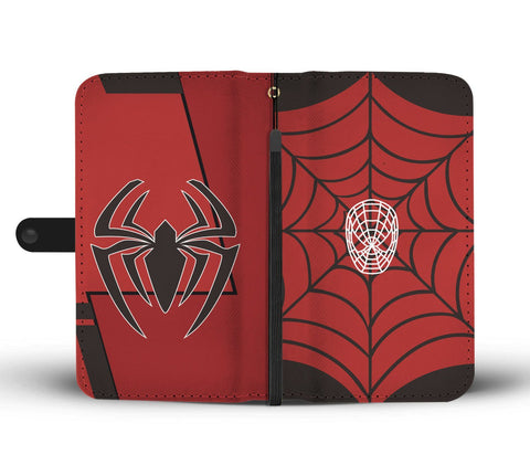 Image of Scarlet Spider II Cosplay PS4 Wallet Case