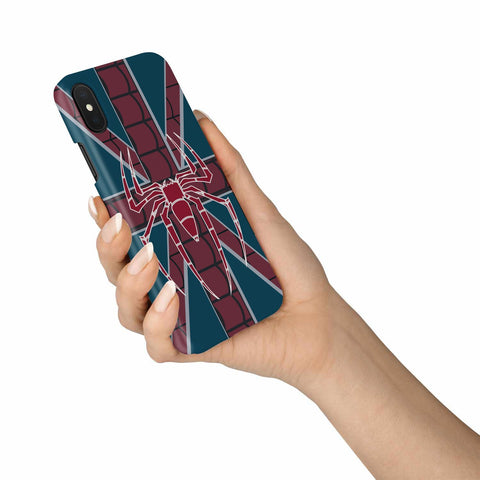 Image of Spider-UK Cosplay PS4 Phone Case