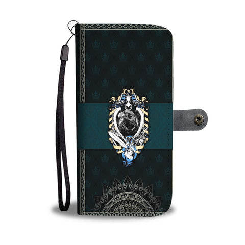 Image of Mandala Ravenclaw Harry Potter Wallet Case