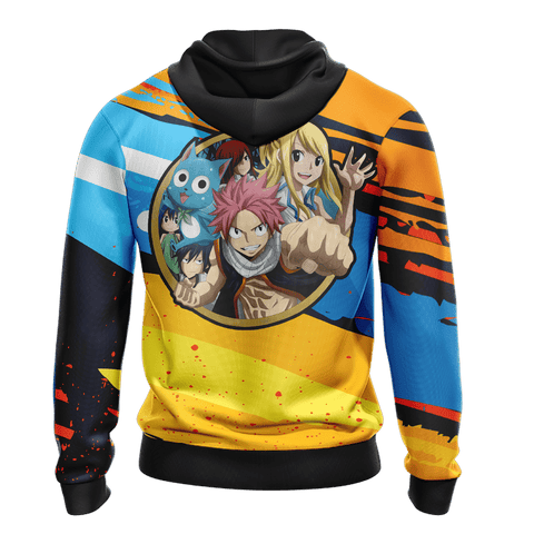 Image of Fairy Tail New Version Unisex 3D Hoodie