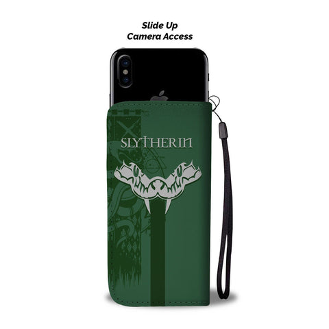 Image of Quidditch Slytherin Harry Potter Wallet Case